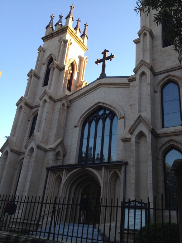 Trinity Cathedral Columbia