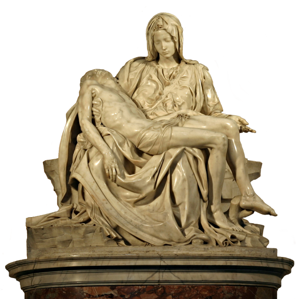 Michelangelo's_Pieta_5450_cut_out