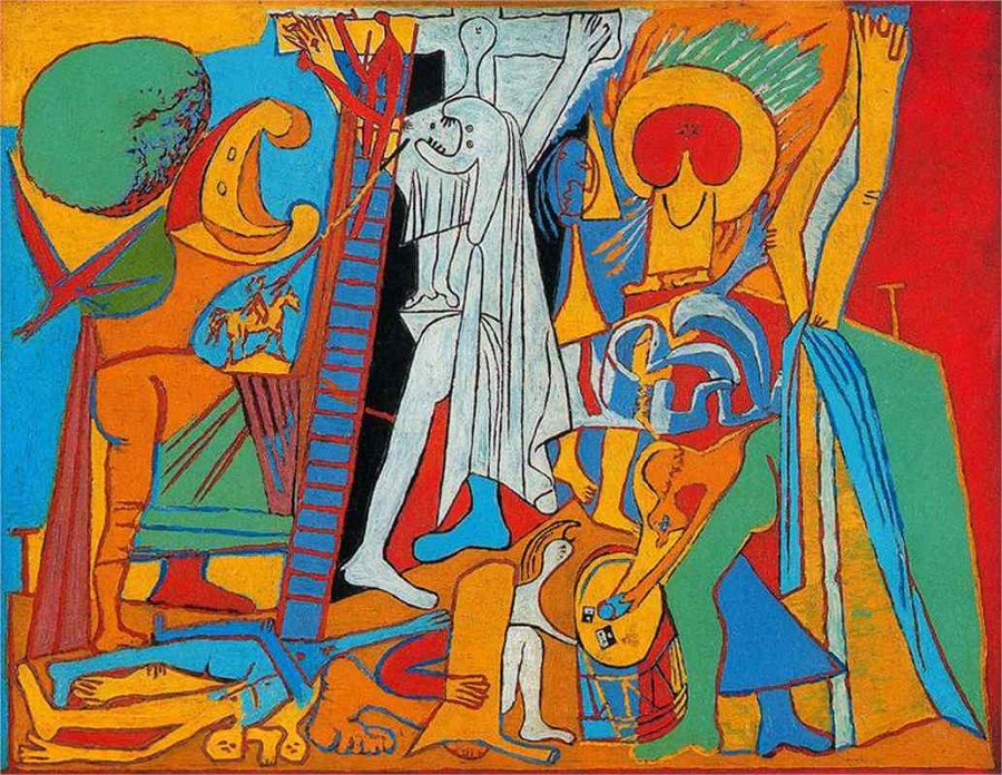 Picasso | hope of things not seen
