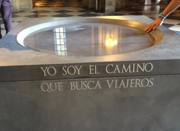 Notre Dame Baptismal Font